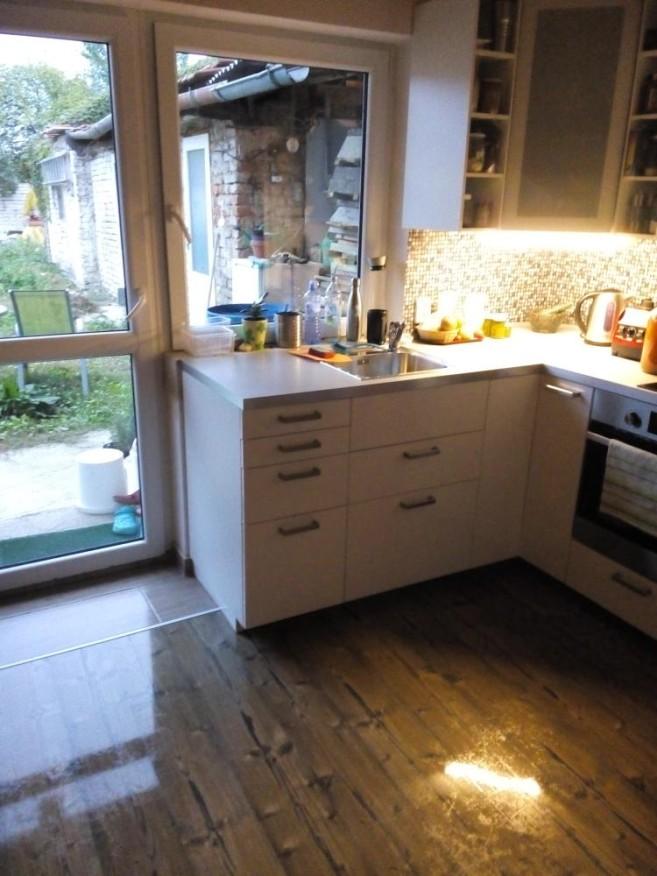 Kuchyně po úklidu